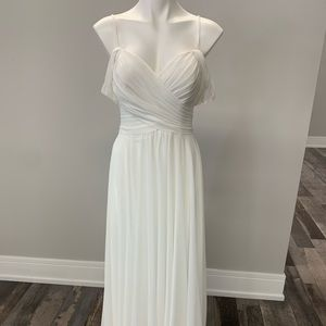 3105 Allure Bridal Gown Destination Beach dress 12
